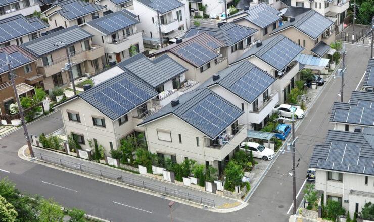 太陽光発電卒FITイメージ